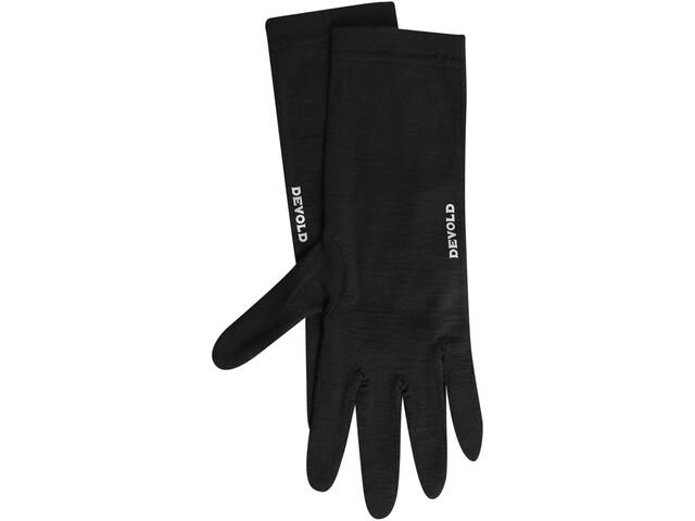 Devold Innerliner Gants, black